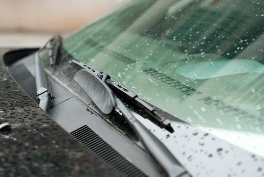 car for rain