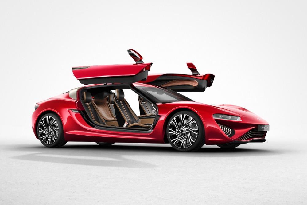 nanoflowcell concept car