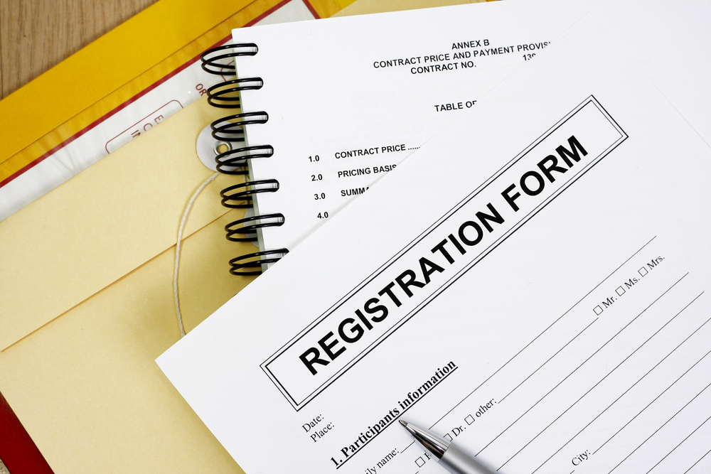 Registration California