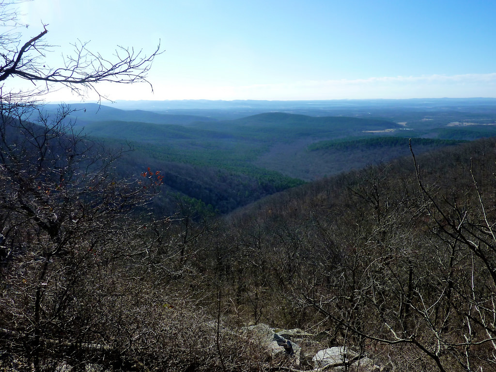 rich mountain arkansas