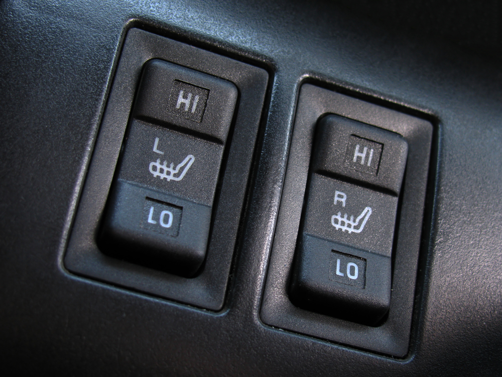 4 Essential Things To Know About Your Cars Seat Warmers