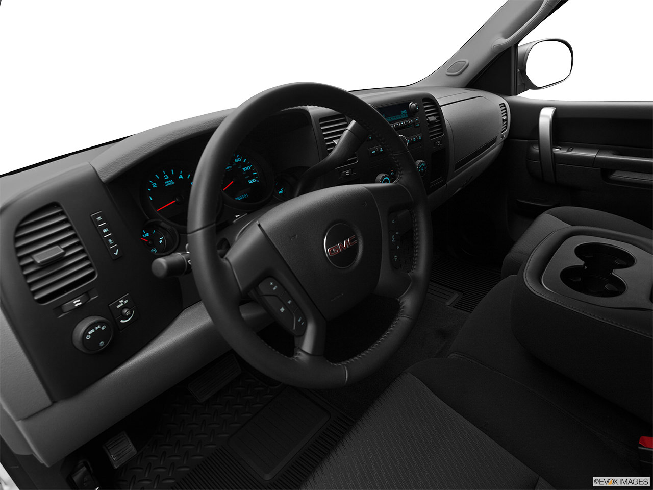 gmc sierra 2012 interior