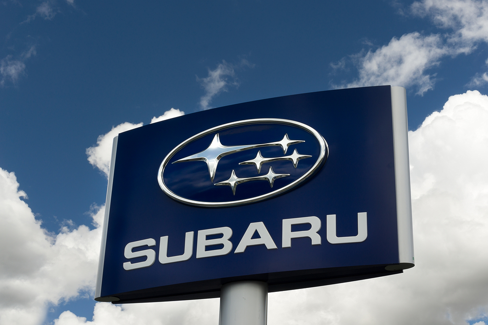 subaru dealer certification