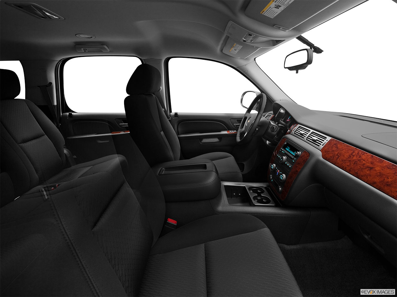 chevrolet tahoe 2012 interior