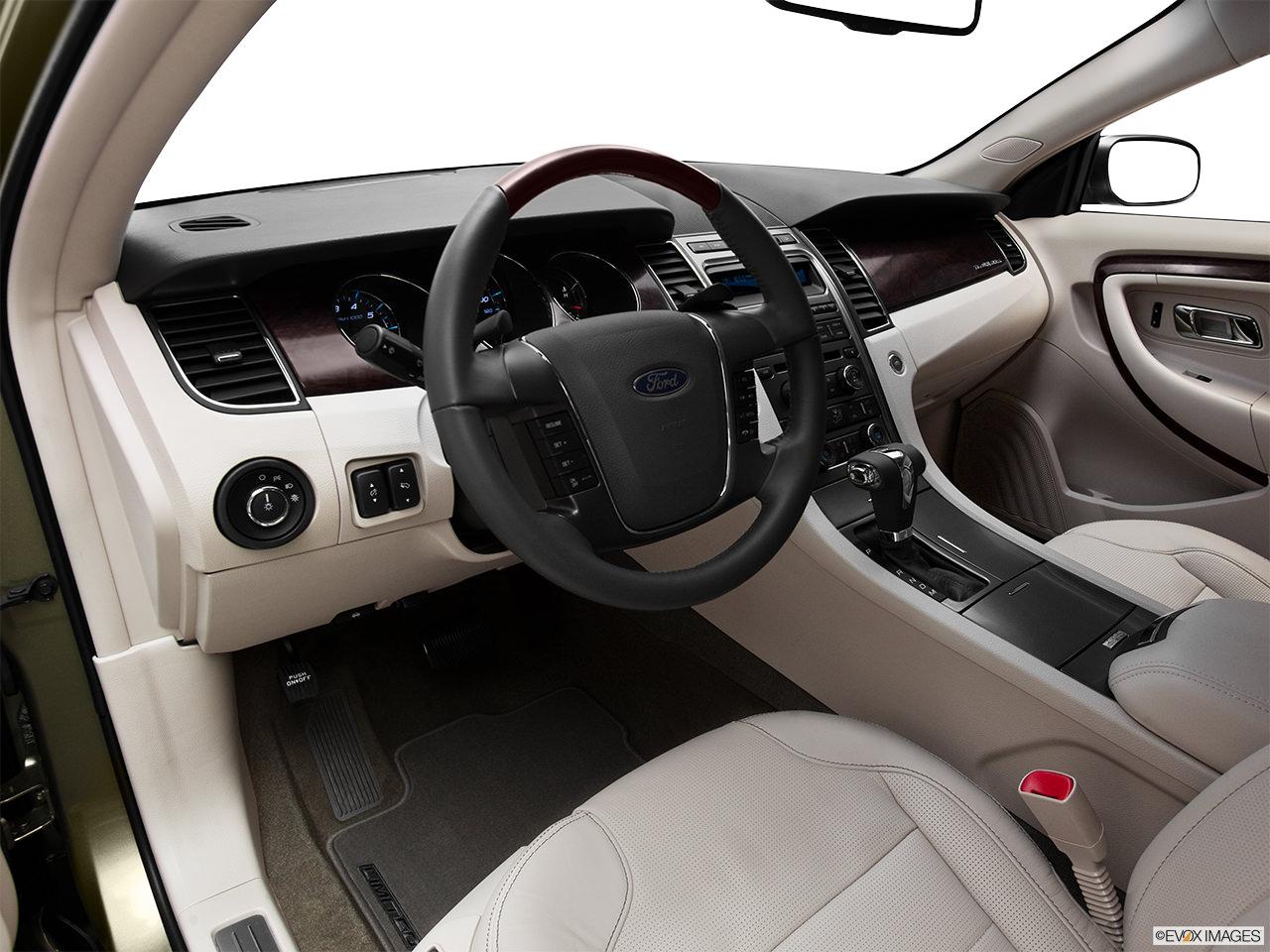 ford taurus interior 2012