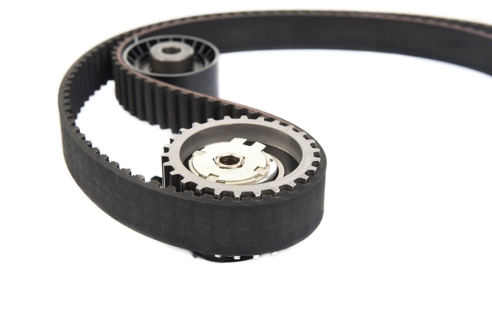 timing belt teeth