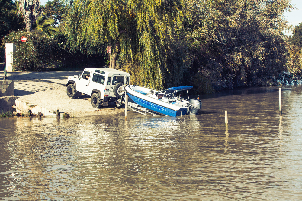 Used Car for Towing a Boat