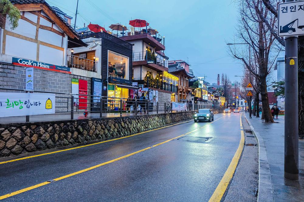 korean road