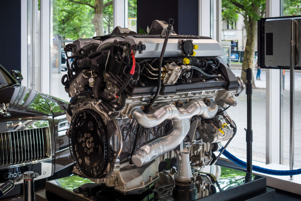 twin cam engine