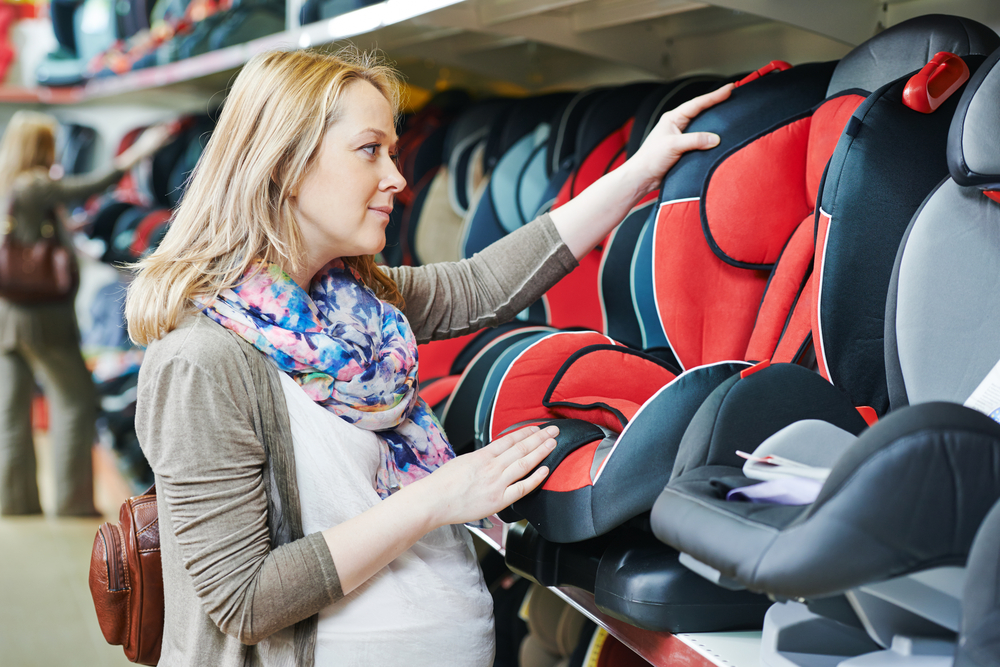 Understanding car seats