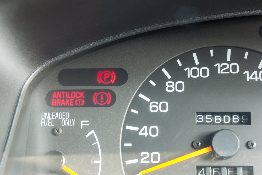what does it mean when the dashboard warning lights blink