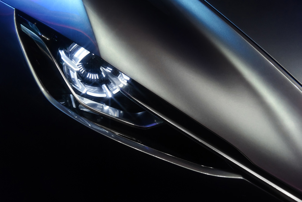 Image result for car with xenon headlight